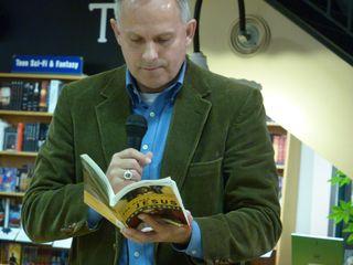 Greg Garrett, BookPeople