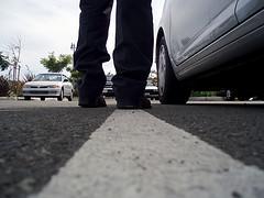 Walking a thin line1