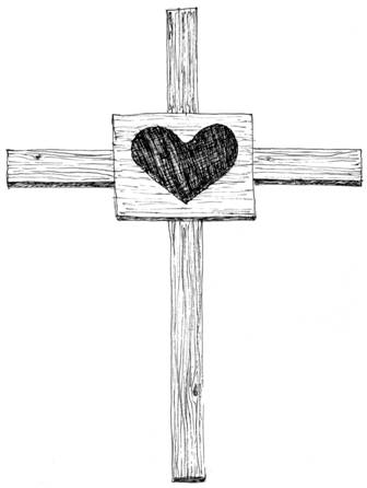 Heart cross jpeg