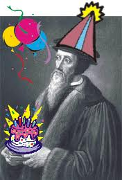 Happy bday john calvin