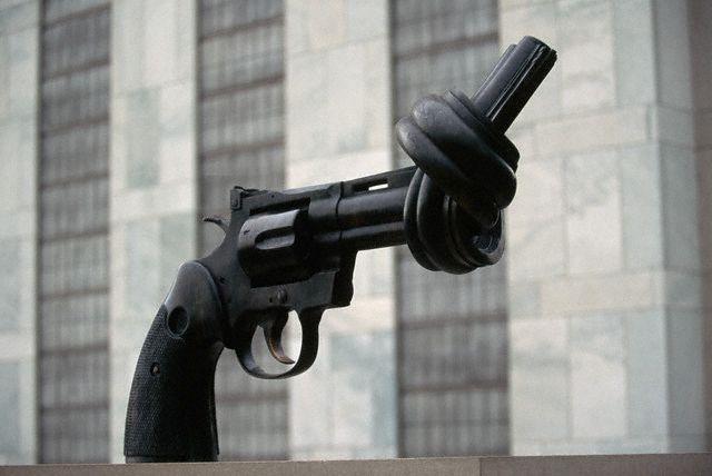 Prevent gun violence